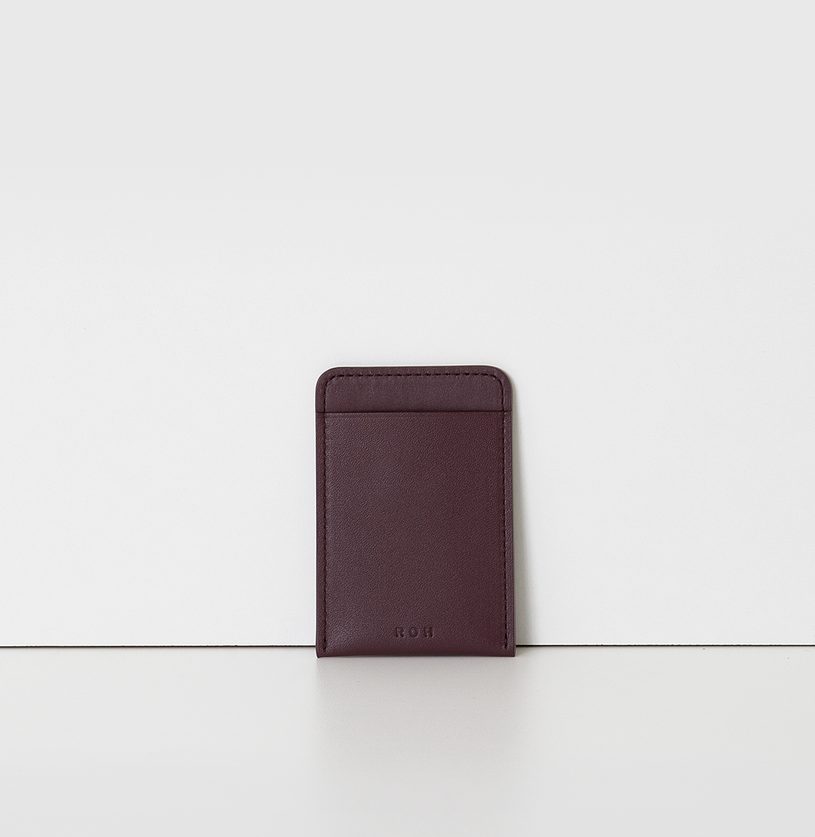 Card Wallet Objet 1 Burgundy