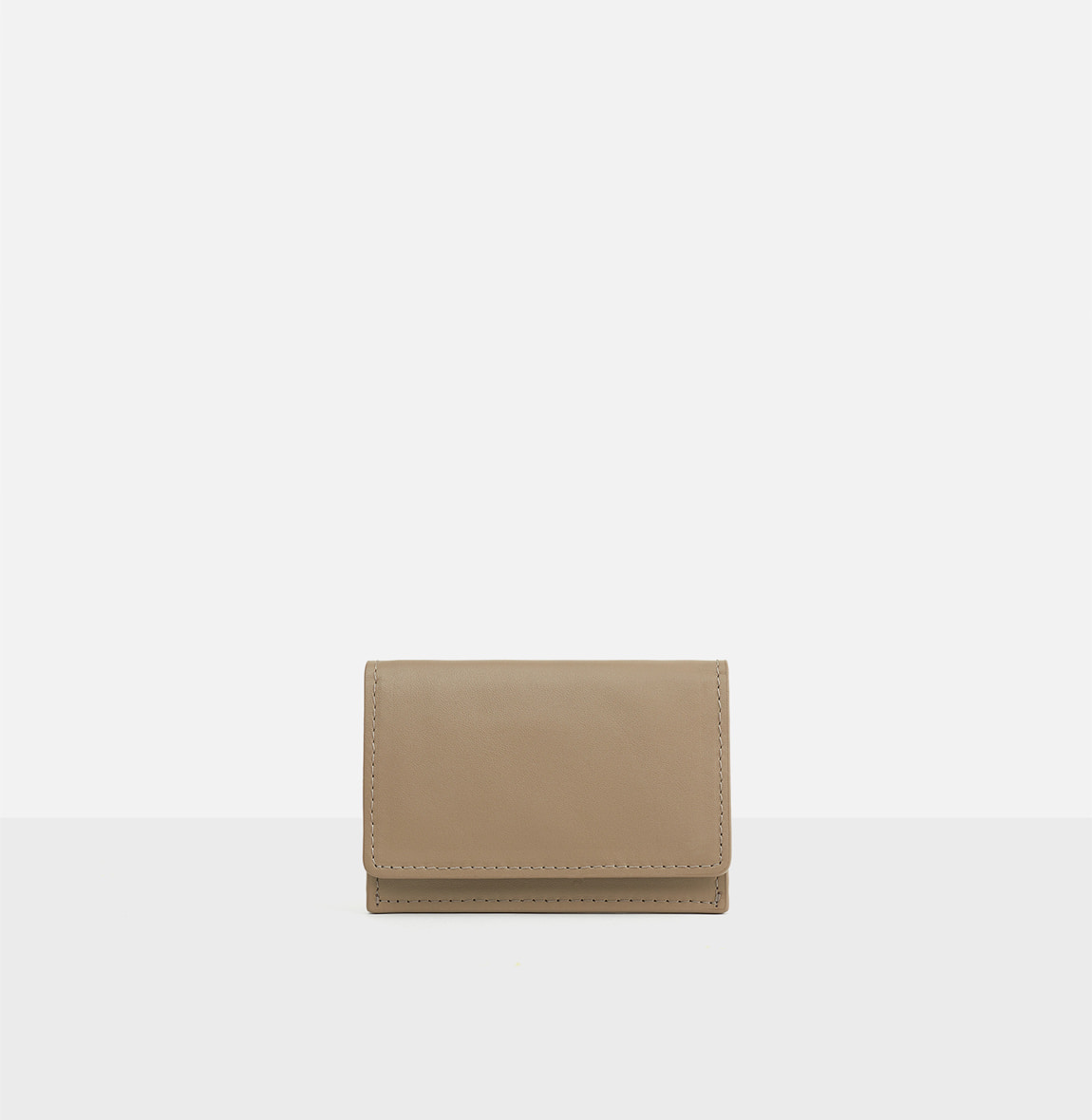 ROH Flap card wallet objet Beige