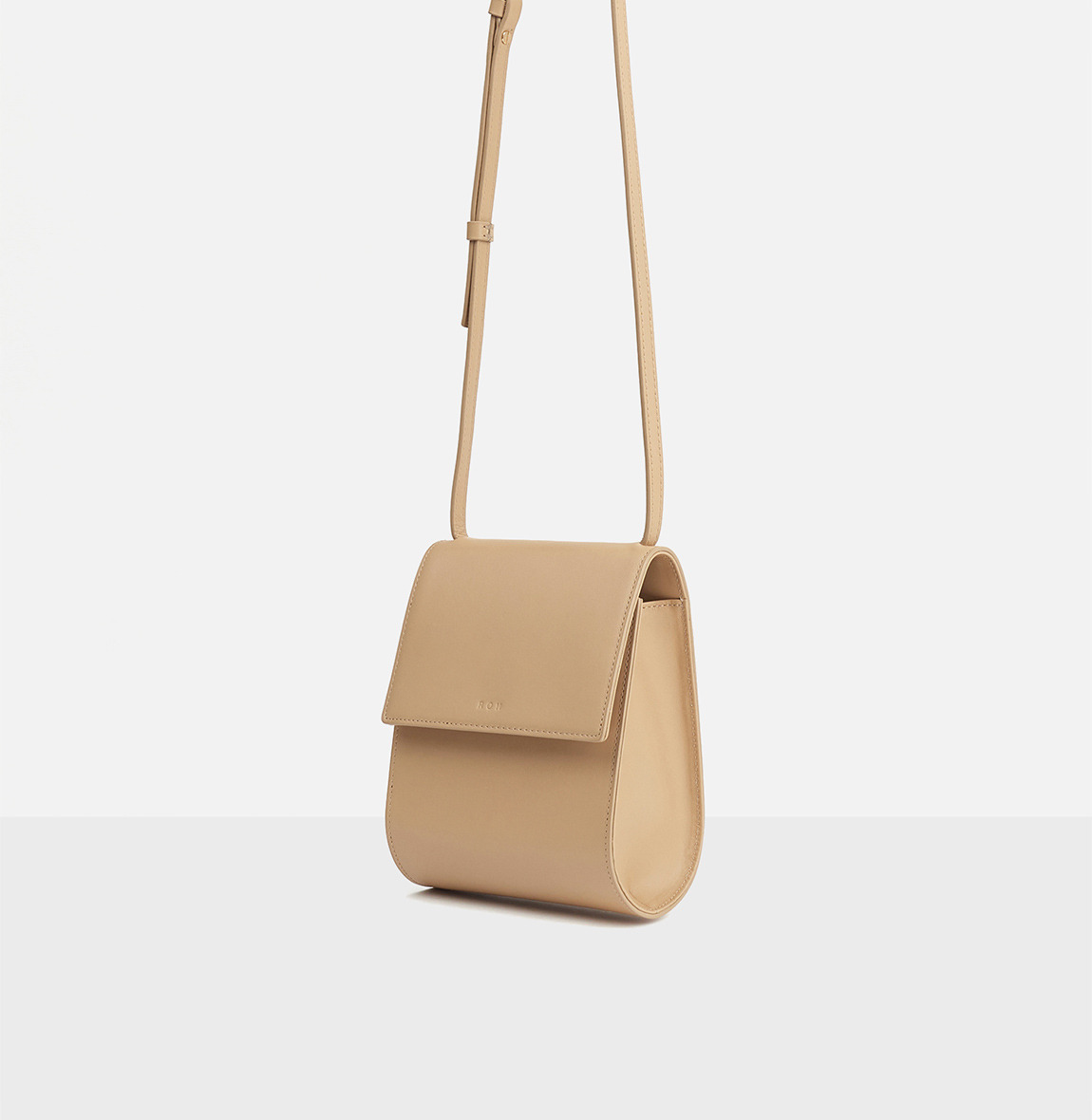 ROH Pochette bag Light ocher
