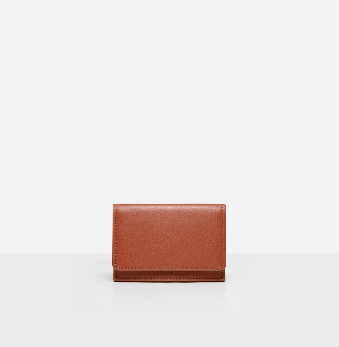 Pochette card wallet Copper
