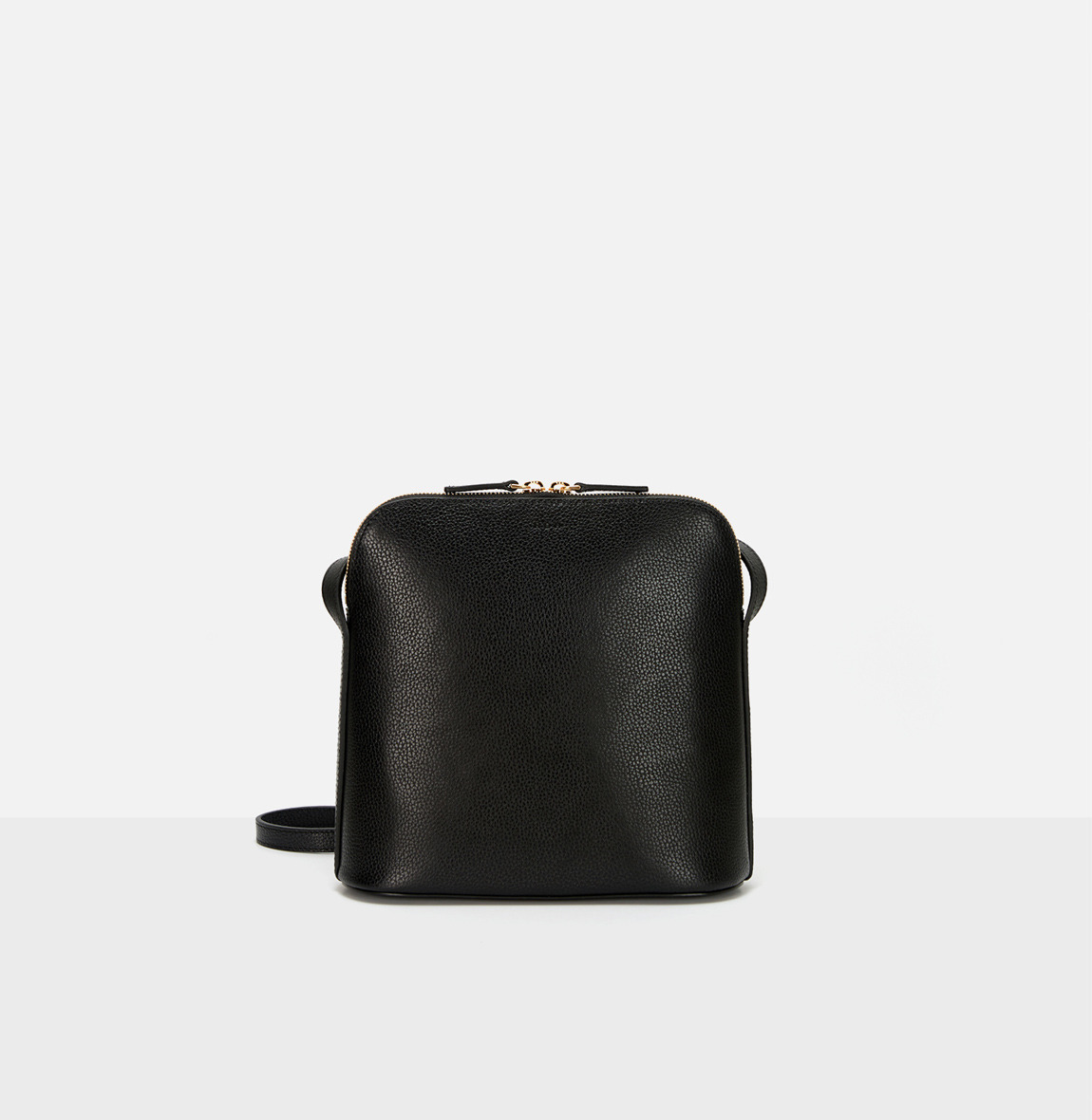 [19FW NEW] Around L medium shoulder bag Black Ople