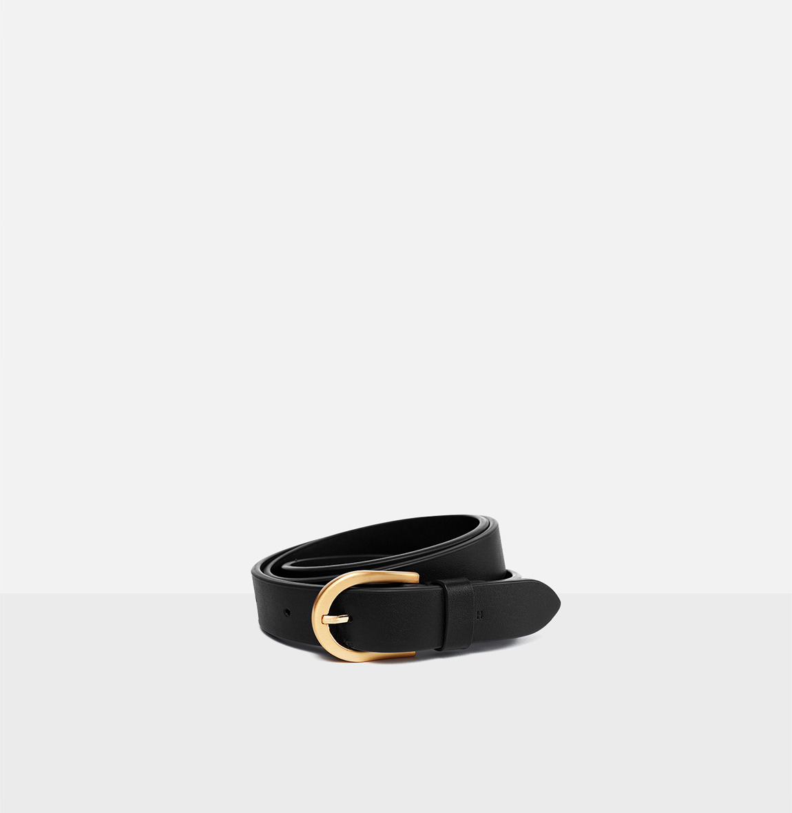[20SS NEW]Around Belt Black