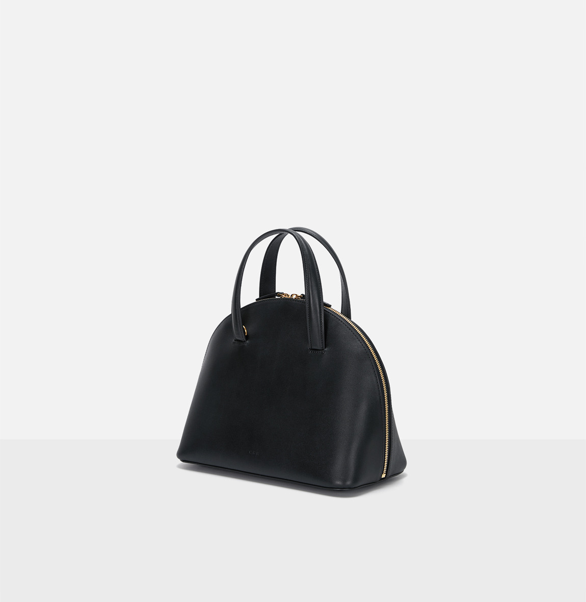 [19FW NEW] Cloche medium tote bag Viridian