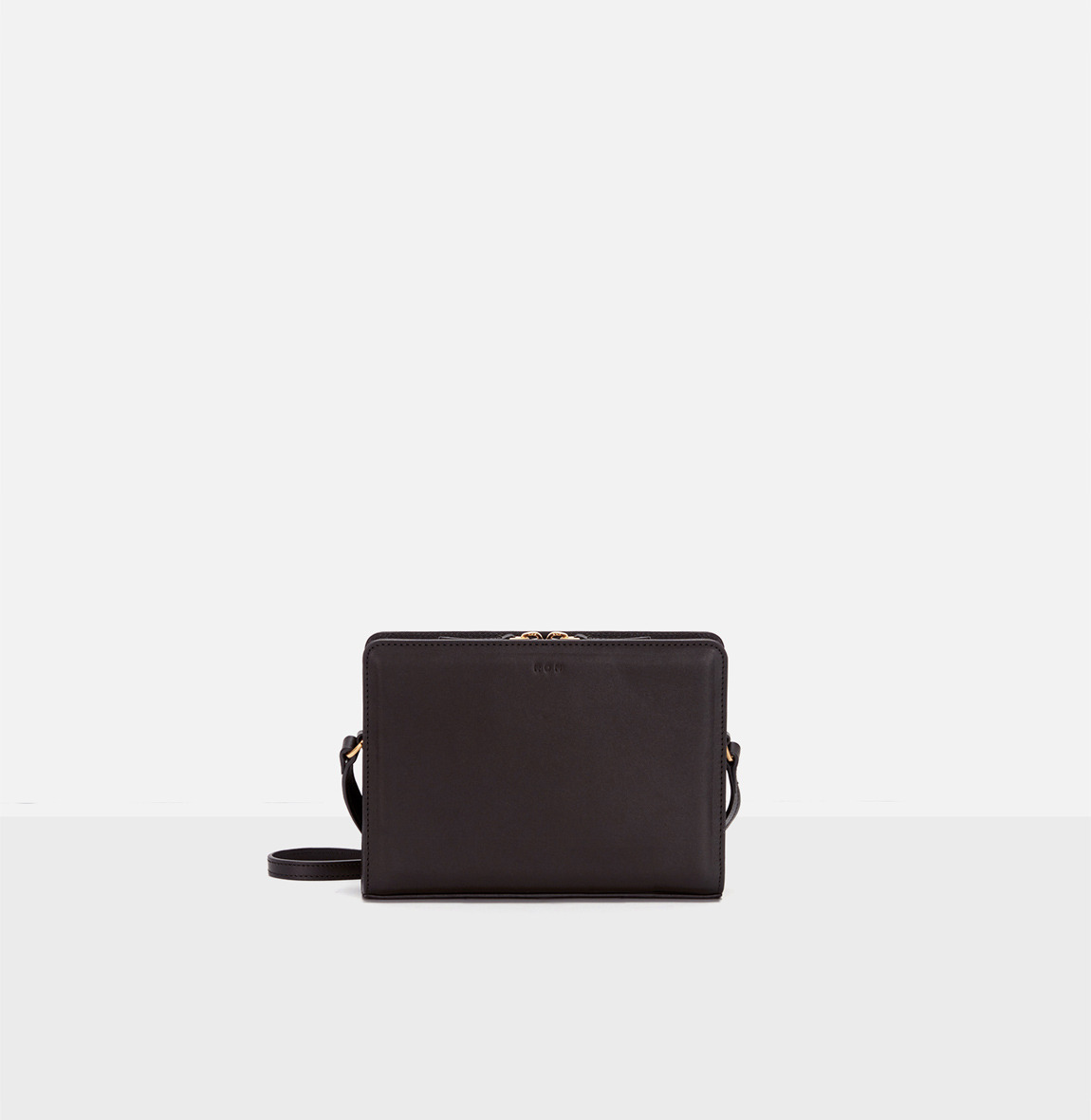 [19FW NEW] Square small shoulder bag Umber