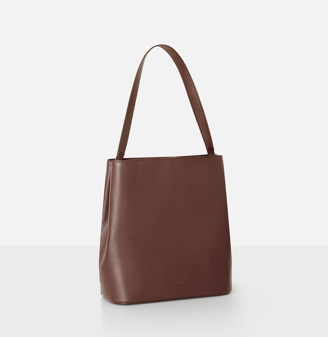 [19FW NEW] Aline Large Shoulder bag Smoky Tan