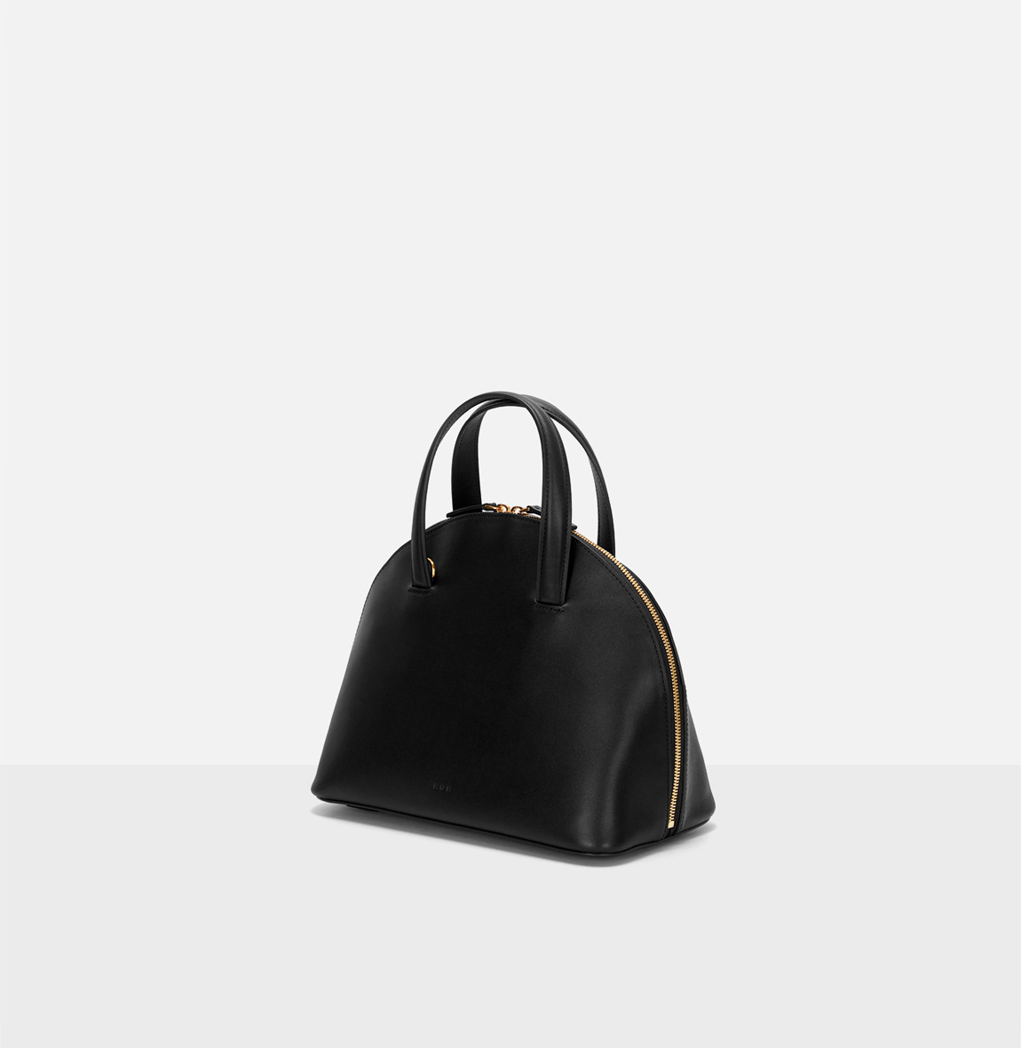 [19FW NEW] Cloche medium tote bag Black