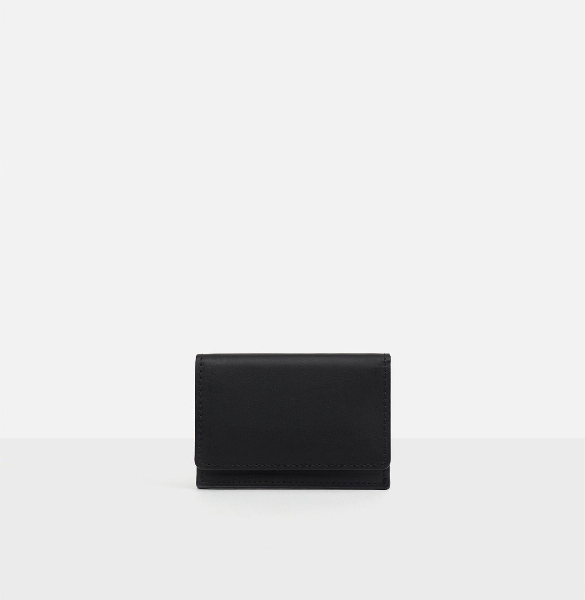[19FW NEW] Pochette card wallet Black