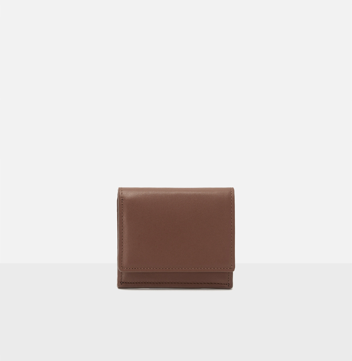 [19FW NEW] Pochette small wallet Smoky Tan