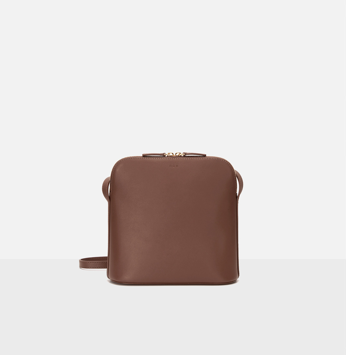 [19FW NEW] Around L medium shoulder bag Smoky Tan