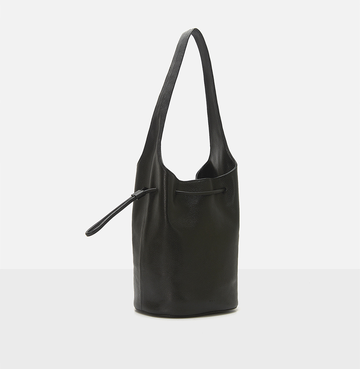 [19FW NEW] Merlin large Hobo bag Black Ople