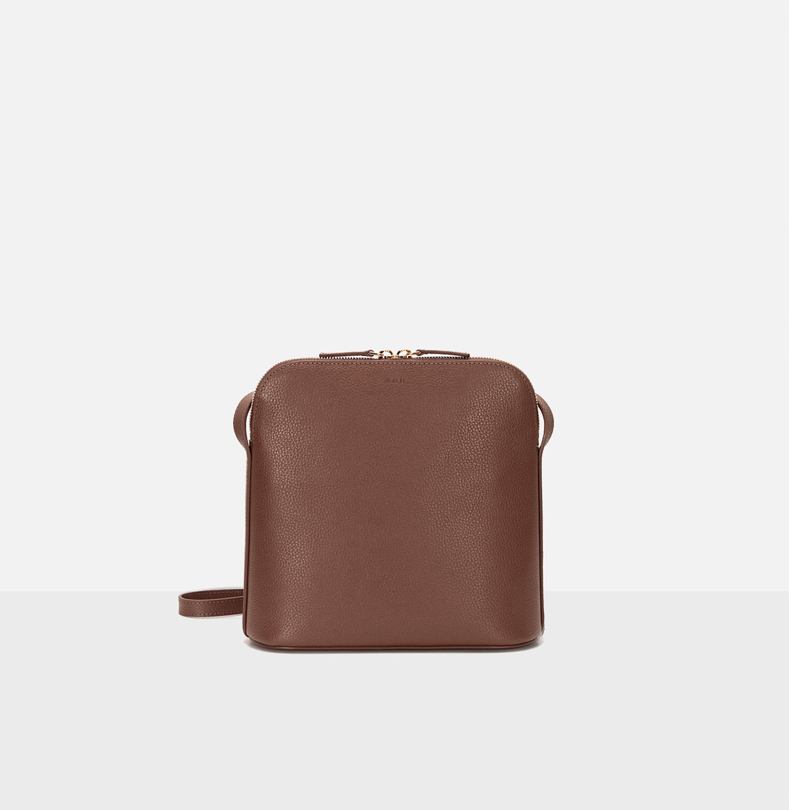 [19FW NEW] Around L medium shoulder bag Smoky Tan Ople