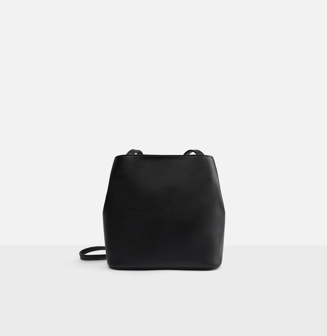 [19FW NEW] Aline Medium Shoulder bag Black