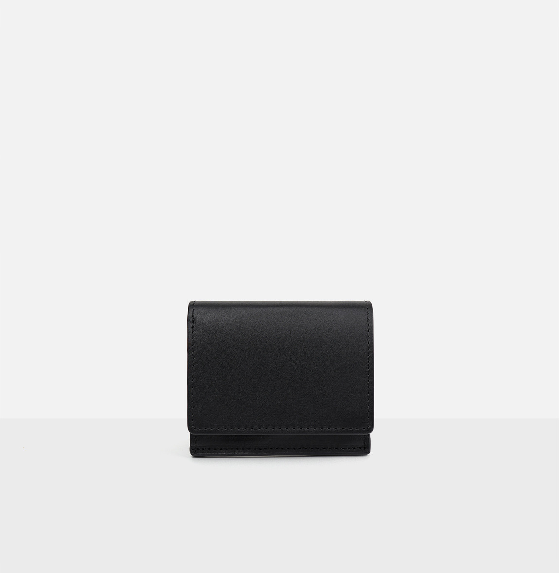 [19FW NEW] Pochette small wallet Black
