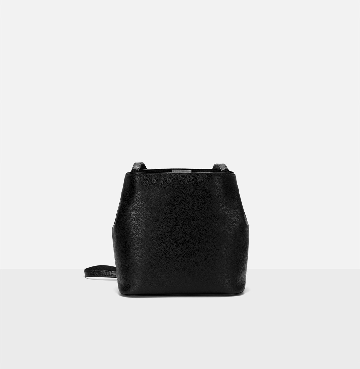 [19FW NEW] Aline Medium Shoulder bag Black Ople