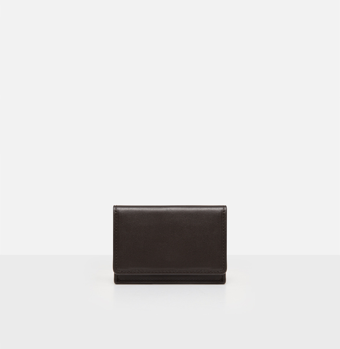 [19FW NEW] Pochette card wallet Umber