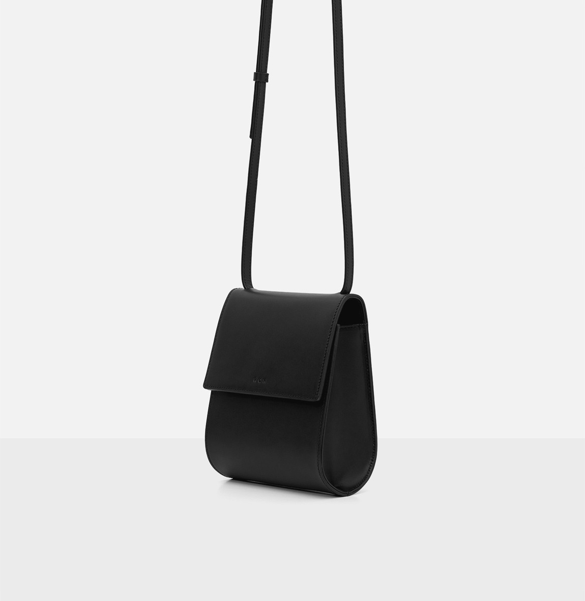[20SS NEW]Pochette crossbody bag Black