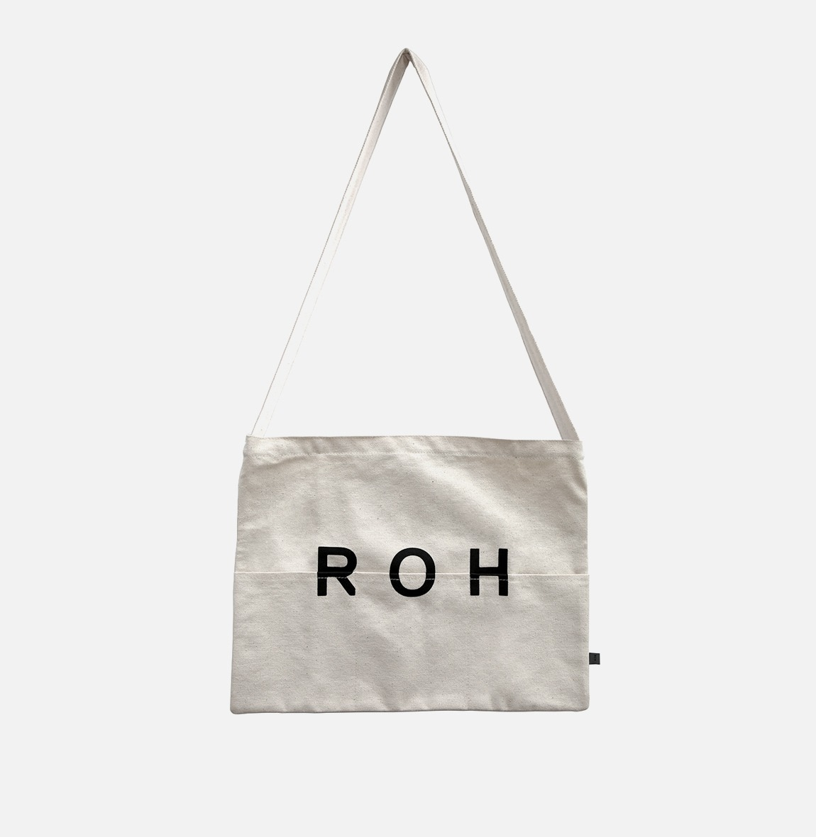 ROH eco bag Cream