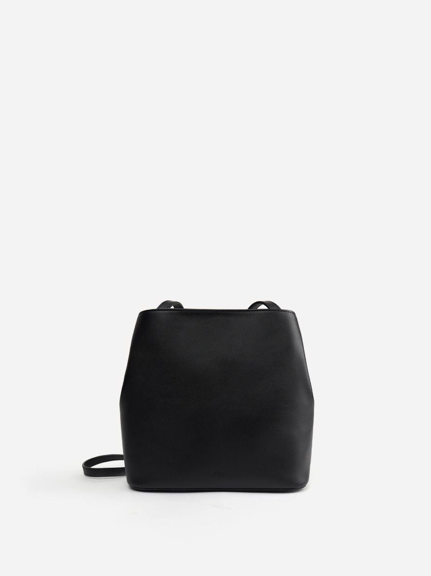 Aline Medium Shoulder bag Black