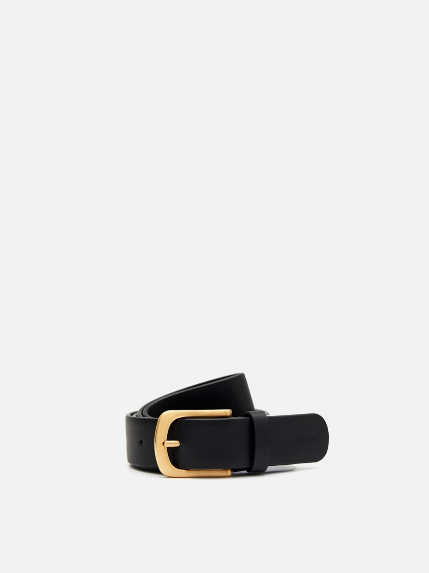 Square Belt Black