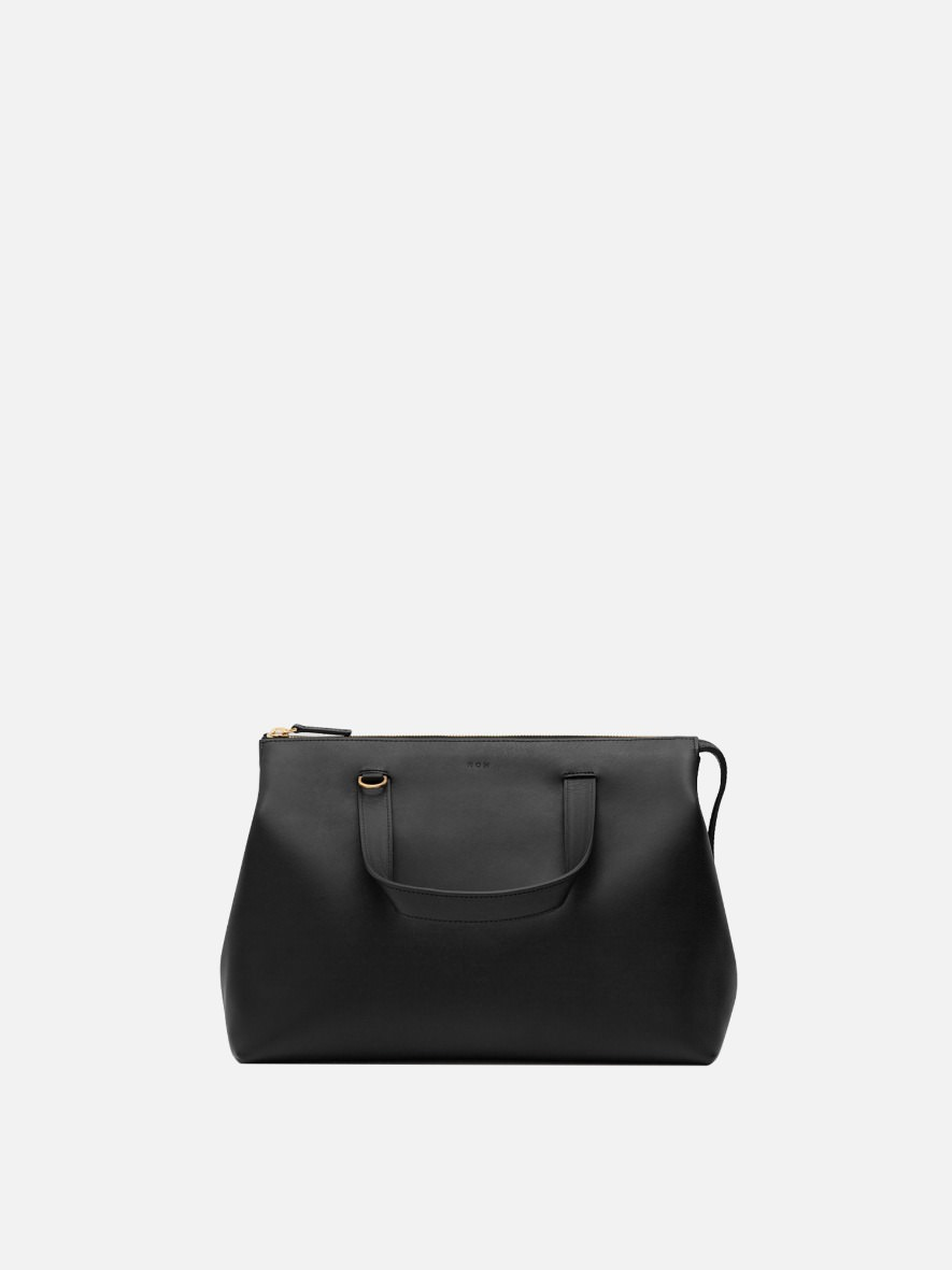 Aline tote bag Black