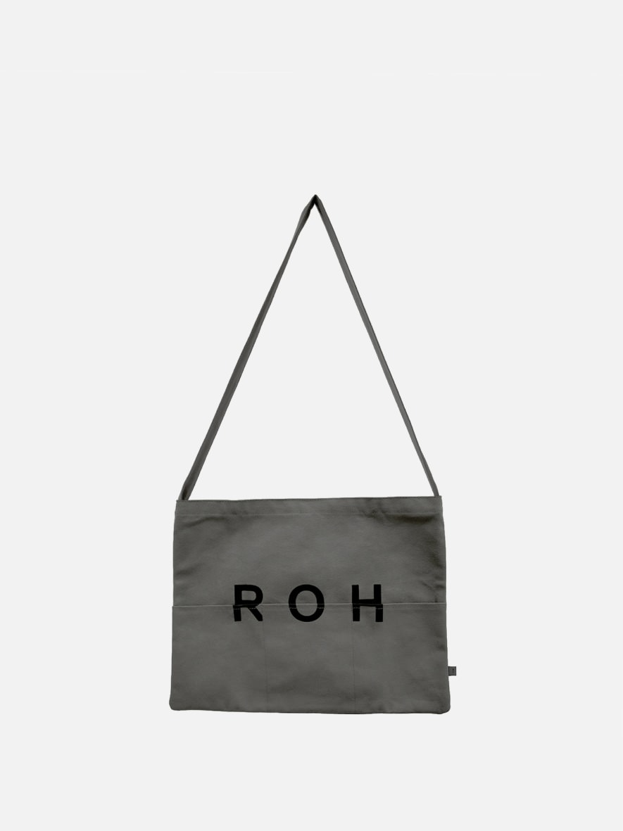 ROH eco bag Gray